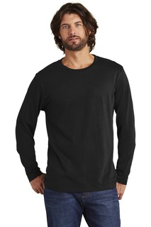 Alternative Rebel Blended Jersey Long Sleeve Tee.-Alternative Apparel