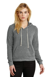 Alternative Athletics Eco-Fleece Pullover Hoodie.