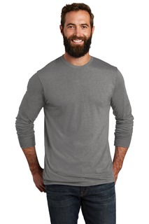 Allmade Unisex Tri-Blend Long Sleeve Tee-