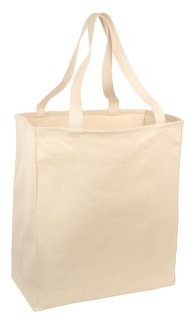 Port Authority® Over-the-Shoulder Grocery Tote.-Port Authority