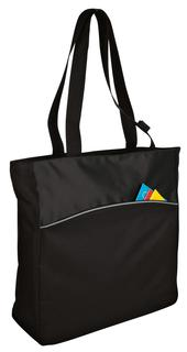 Port Authority® - Two-Tone Colorblock Tote.-Port Authority