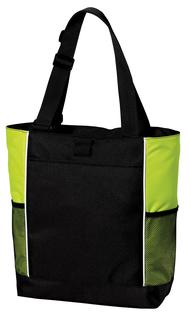 Port Authority® Panel Tote.-Port Authority