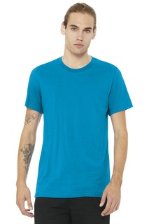 BELLA+CANVAS ® Unisex Jersey Short Sleeve Tee.-