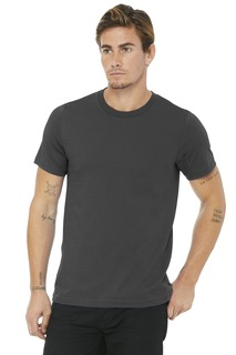 BELLA+CANVAS ® Unisex Made In The USA Jersey Short Sleeve Tee.-