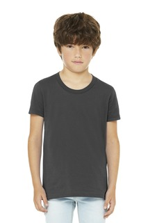 BELLA+CANVAS Youth Jersey Short Sleeve Tee.-Bella + Canvas