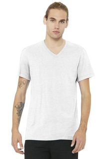 BELLA+CANVAS ® Unisex Jersey Short Sleeve V-Neck Tee.-