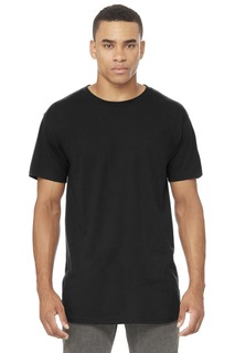 BELLA+CANVAS ® Mens Long Body Urban Tee.-Bella + Canvas