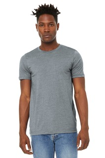 BELLA+CANVAS ® Unisex Sueded Tee.-