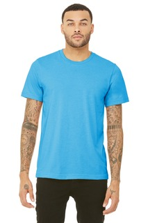 BELLA+CANVAS ® Unisex Triblend Short Sleeve Tee.-