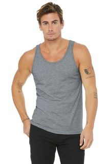 BELLA+CANVAS®UnisexJerseyTank.-Bella + Canvas