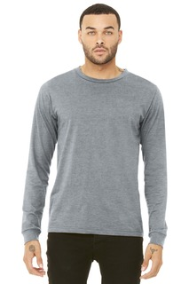 BELLA+CANVAS ® Unisex Jersey Long Sleeve Tee.-