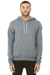 BELLA+CANVAS ® Unisex Sponge Fleece Pullover Hoodie.-