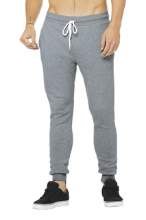BELLA+CANVAS ® Unisex Jogger Sweatpants.-