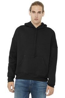 BELLA+CANVAS Unisex Sponge Fleece Pullover DTM Hoodie.-