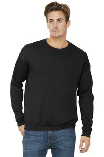 BELLA+CANVAS ® Unisex Sponge Fleece Drop Shoulder Sweatshirt.-Bella + Canvas