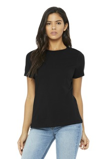 BELLA+CANVAS ® Womens Relaxed Jersey Short Sleeve Tee.-
