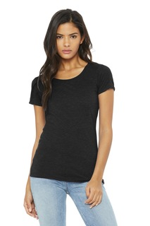 BELLA+CANVAS ® Womens Triblend Short Sleeve Tee.-