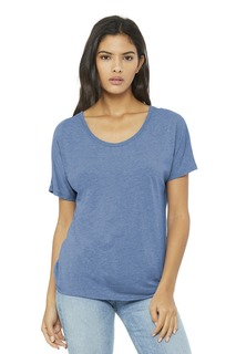 BELLA+CANVAS ® Womens Slouchy Tee.-