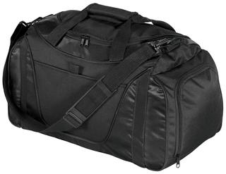 Port Authority® - Small Two-Tone Duffel.-Port Authority