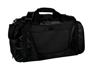 Port Authority® Medium Two-Tone Duffel.-