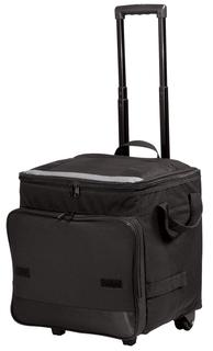 Port Authority® Rolling Cooler.-Port Authority