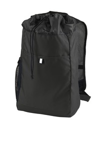 Port Authority ® Hybrid Backpack.-Port Authority