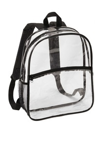 Port Authority ® Clear Backpack-Port Authority