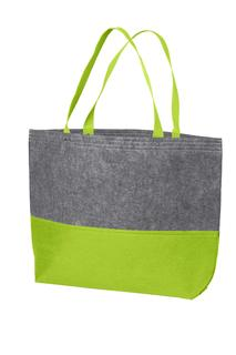Port Authority® Large Felt Tote.
