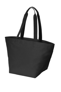 Port Authority® Carry All Zip Tote.-Port Authority