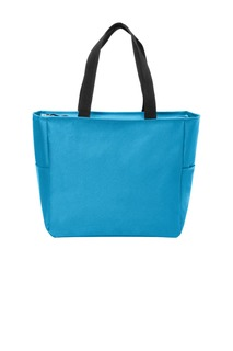 Port Authority® Essential Zip Tote.-Port Authority