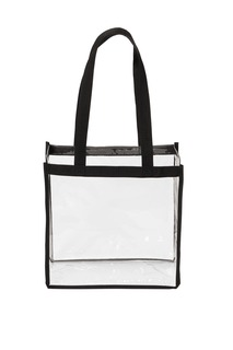 Port Authority ® Clear Stadium Tote-Port Authority