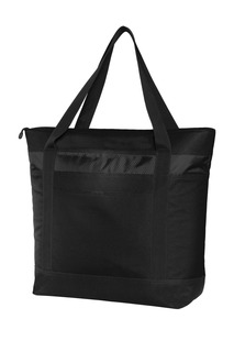 Port Authority® Large Tote Cooler.-Port Authority