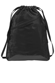 Port Authority Zip-It Cinch Pack.-