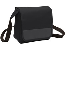 Port Authority® Lunch Cooler Messenger.-