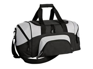 Port Authority® - Small Colorblock Sport Duffel.-