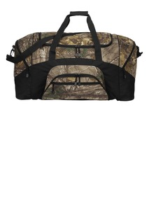 Port Authority® Camouflage Colorblock Sport Duffel.-Port Authority
