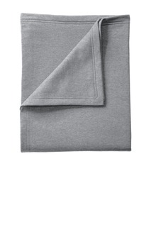 Port & Company® Core Fleece Sweatshirt Blanket.-Port & Company