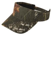 Port Authority® Camouflage Visor.-Port Authority