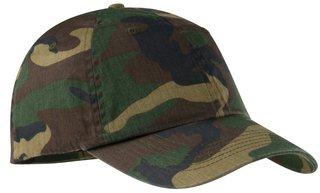 Port Authority Camouflage Cap.-