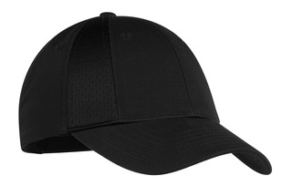 Port Authority Hospitality Caps ® Mesh Inset Cap.-Port Authority