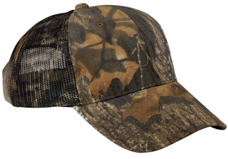 Port Authority Pro Camouflage Series Cap with Mesh Back.-