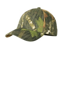 Port Authority® Pro Camouflage Series Garment-Washed Cap.-