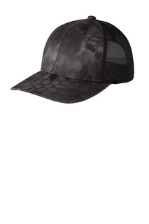 Port Authority ® Performance Camouflage Mesh Back Snapback Cap-