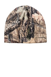 Port Authority® Camouflage Fleece Beanie.-Port Authority