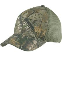 Port Authority® Camouflage Cap with Air Mesh Back.
