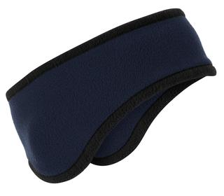 Port Authority® Two-Color Fleece Headband.-Port Authority