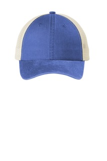 Port Authority ® Beach Wash Mesh Back Cap.-Port Authority