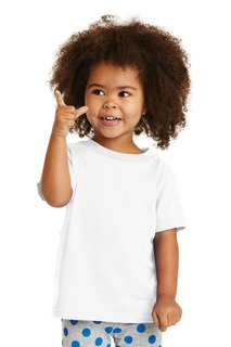 Port & Company Toddler Core Cotton Tee.-