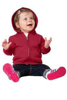 Precious Cargo® Infant Full-Zip Hooded Sweatshirt.