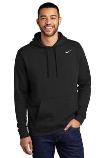 Nike Club Fleece Pullover Hoodie-